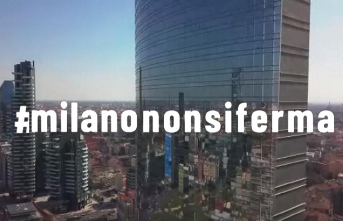 Milano non si ferma: lo spot del sindaco per respingere la paura