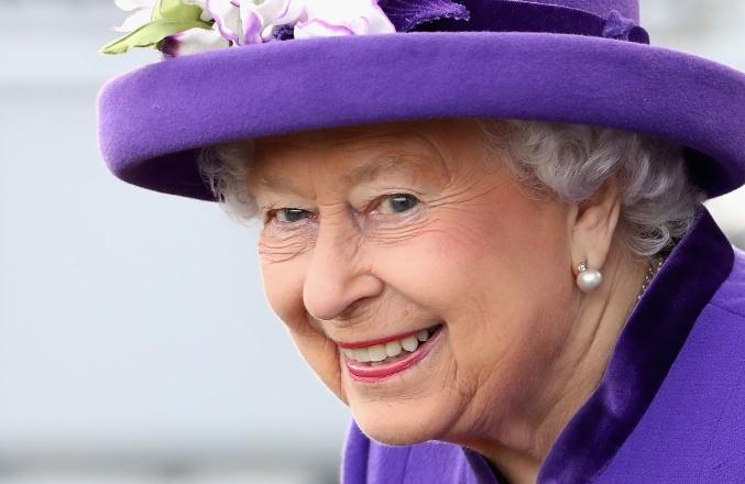 Queen Elizabeth in cassa 1